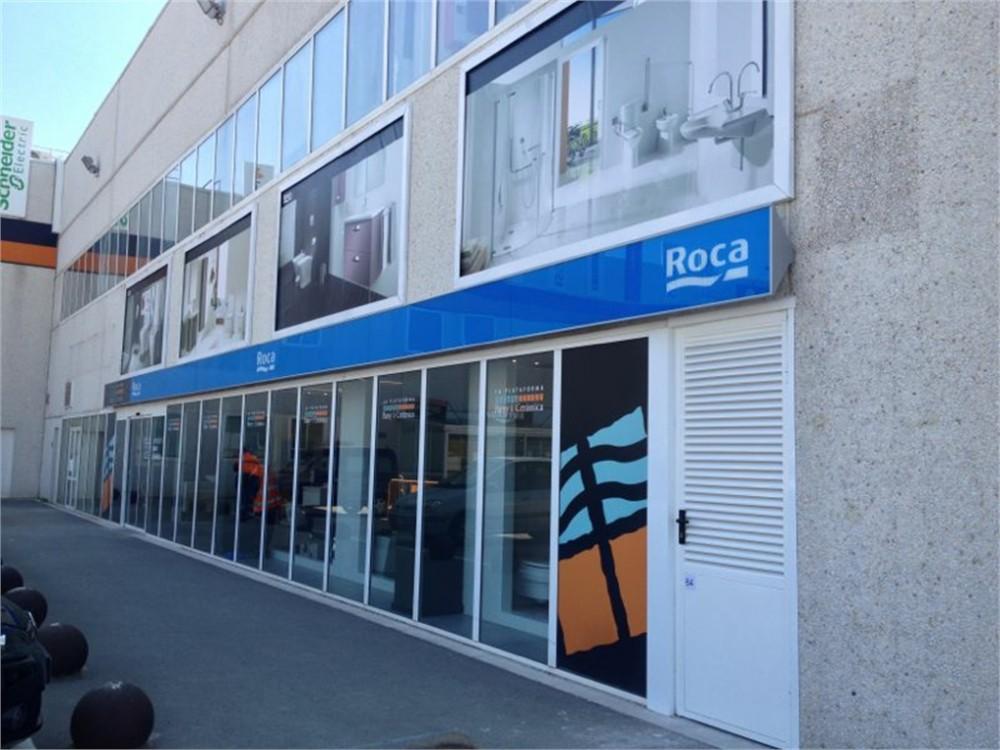 Showroom roca for Showroom roca barcelona